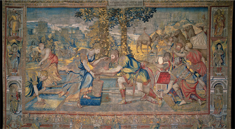 Story of Abraham tapestries
