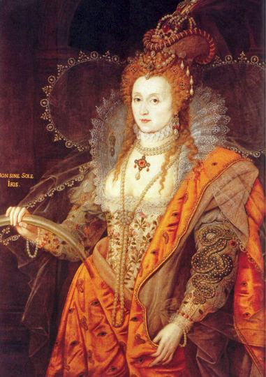 Elizabeth I in portraiture