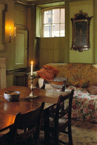 A typical Huguenot room